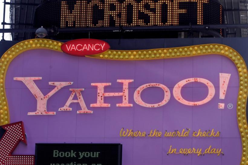 Yahoo Q3 Earning Slumps