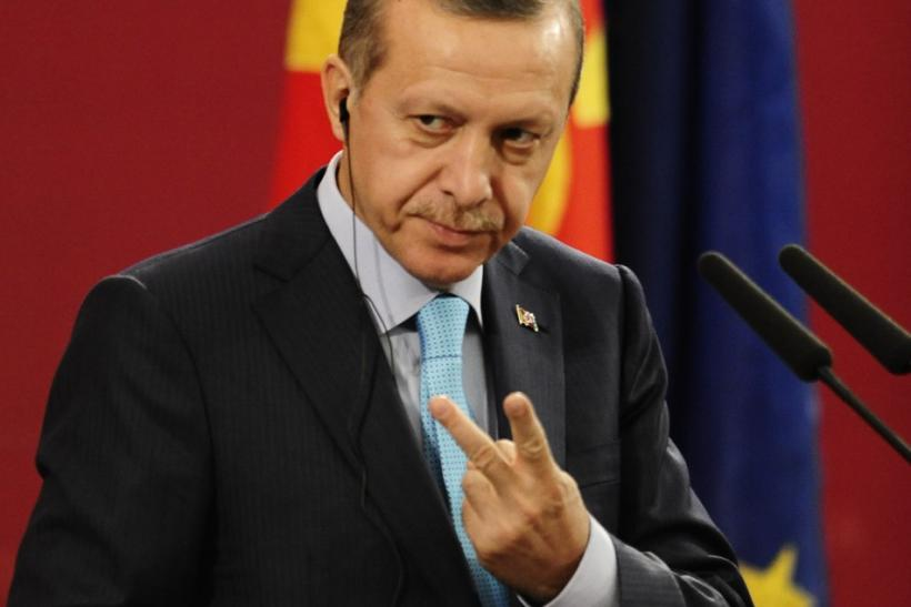 Turkey's PM Erdoga
