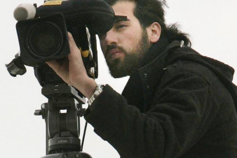 File photo of Reuters cameraman Fadel Shana in Gaza