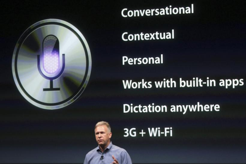 Siri will be a key feature on the new iPhone 4S, set to release on Oct. 14. Apple's new voice technology would perform even better, however, on the iPad.