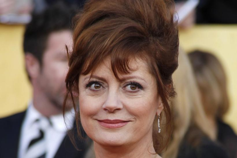 Actress Susan Sarandon