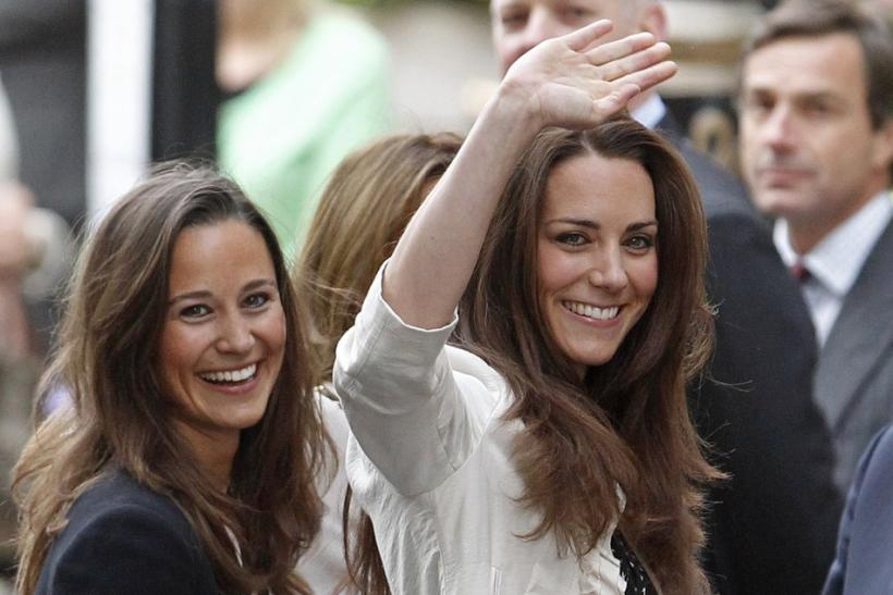 Sisters Kate and Pippa Middleton to get E! True Hollywood Story.