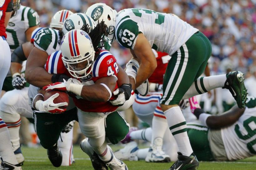 Jets rushing defense