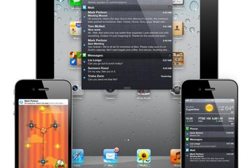 iOS 5 Notifications