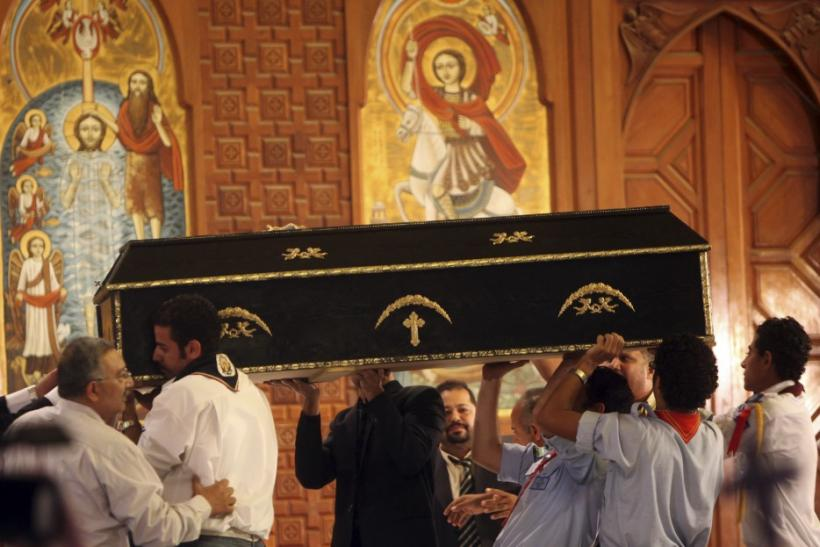 Egyptian Coptic Christians