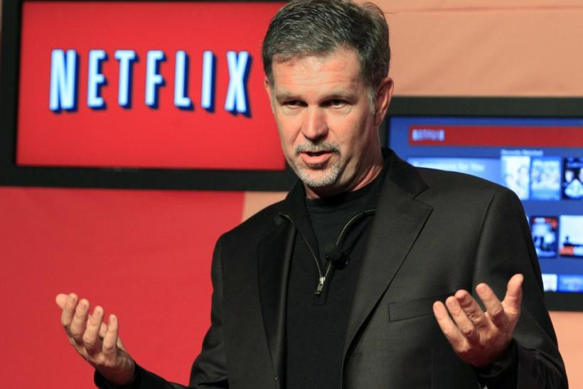 Netflix CEO Reed Hastings has been criticized for his role in raising prices and creating, then killing, Qwikster.
