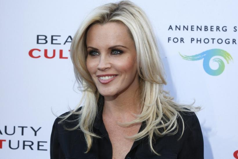 Actress Jenny McCarthy.