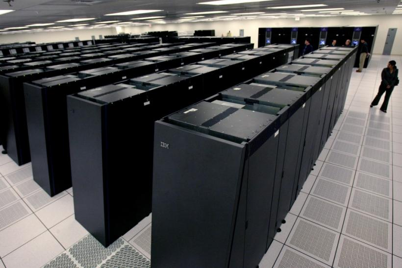 BlueGene/L Supercomputer