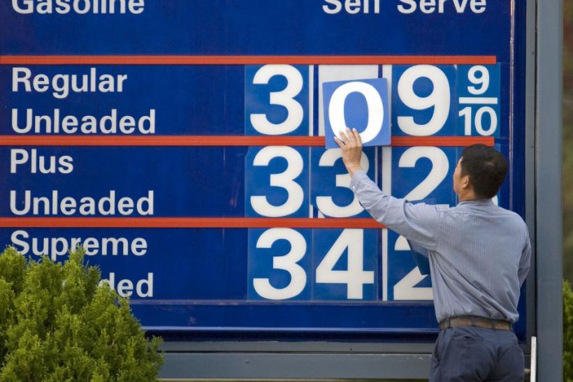 U.S. Gasoline Prices
