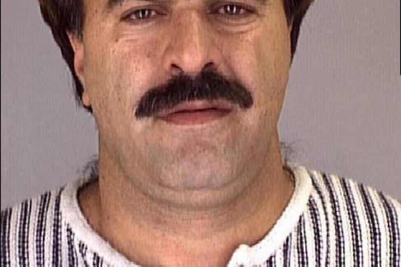 Manssor Arbabsiar is shown in this 1996 Nueces County, Texas, Sheriff's Office photograph released to Reuters