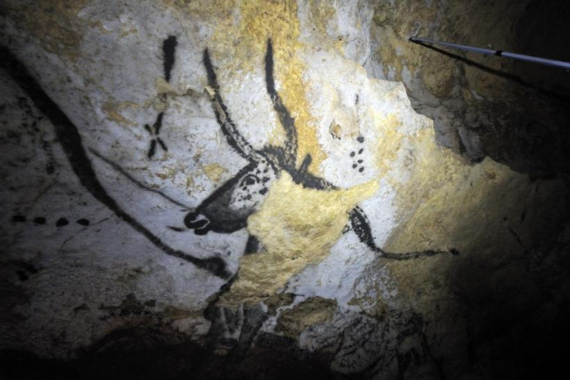 Lascaux caves in Montignac, South-Western France