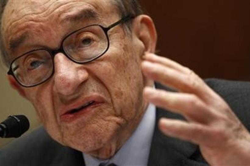 Former Federal Reserve Chairman Alan Greenspan, a major proponent and agent of neoliberalism