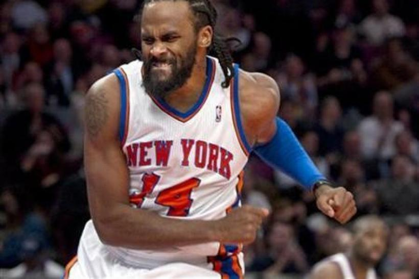Knicks Centre Turiaf Joins French Club During Lock Out