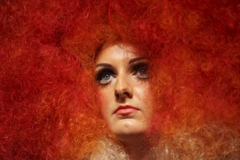 The Alternative Hair Show: Models Presents Nifty, 'Illusionary,' Hair Creations [PHOTOS]