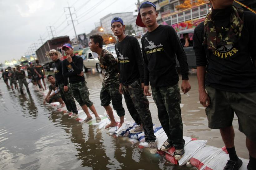 Thailand Flood 2011