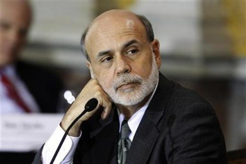 U.S. Federal Reserve Chairman Ben Bernanke will likely roll out another round of quantitative easing, joining his global counterparts in engaging in expansion monetary policy, according to Morgan Stanley economist Spyros Andreopoulos