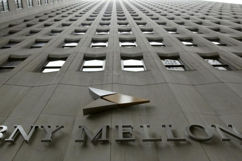 BNY Mellon Sign