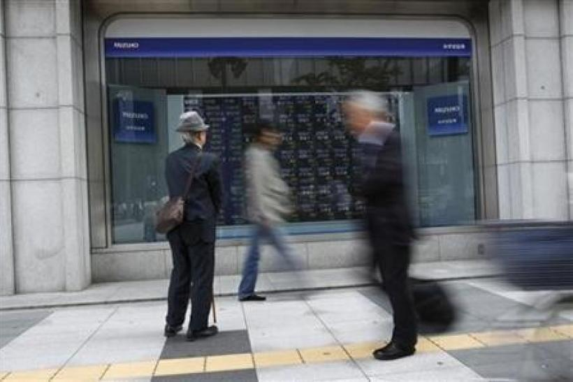 Nikkei finishes slightly down, awaiting Europe signals