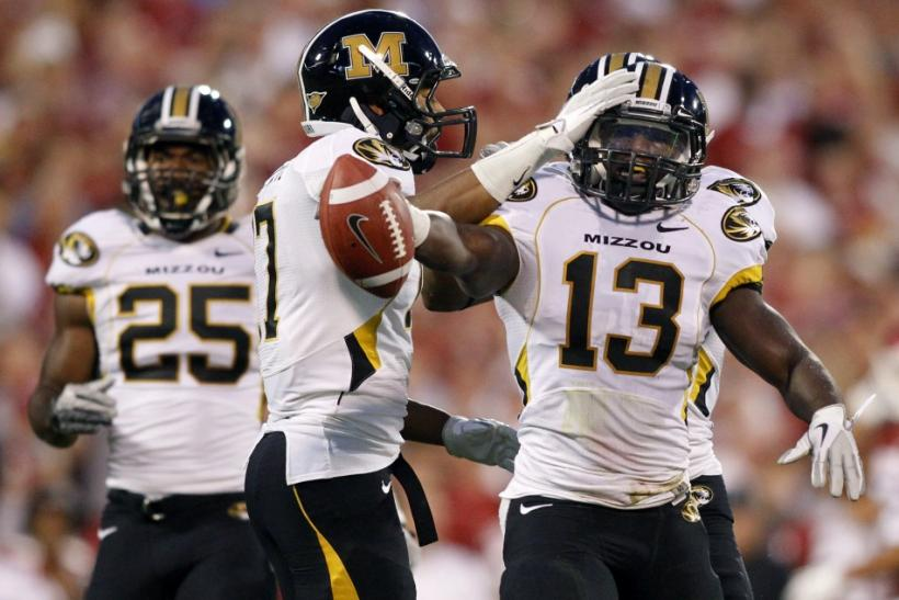 Mizzou Gives Deaton Final Authority Over Conference Realignment