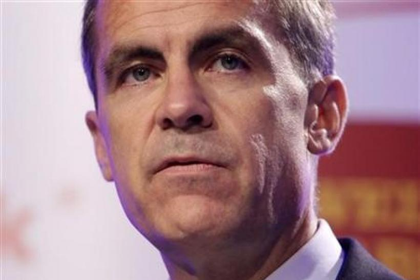 Canada's Carney ready for FSB regulator limelight