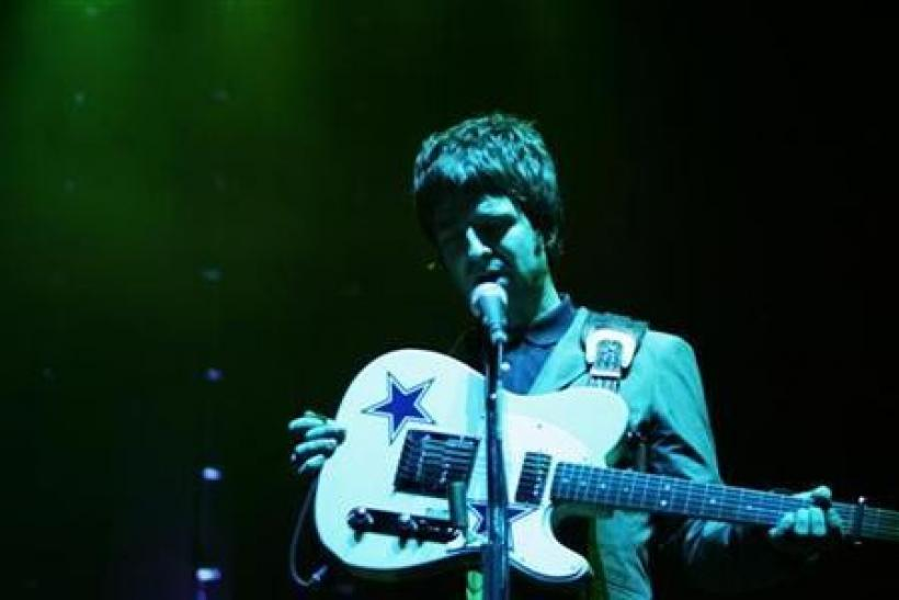 "Noel Gallagher's solo project, ""Noel Gallagher's High Flying Birds"" ranked second in the UK album charts."