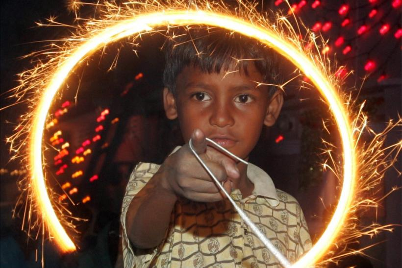 Festive Season Across the World: Diwali 2011, Festival of Lights in India [Breathtaking Diwali PHOTOS]