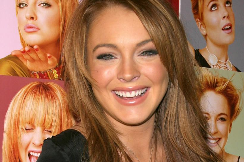 Opinion you Lindsay lohan poses nude something also