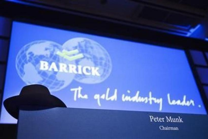 Barrick profit lifted by surging bullion price