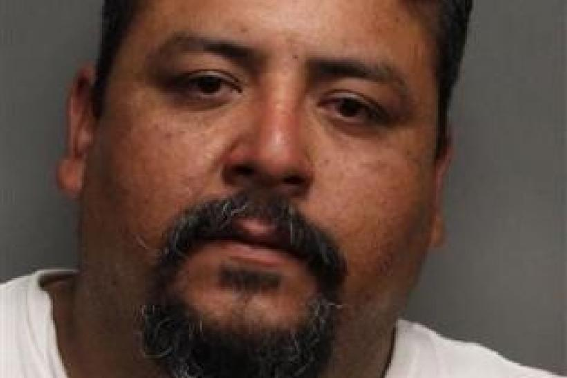 "Cesar Villagrana, 36, of Gilroy, California is seen in this booking photograph released to Reuters on October 26, 2011. Villagrana was with Jeffrey ""Jethro"" Pettigrew, leader of the Hells Angels chapter in San Jose, California, when a rival gang"