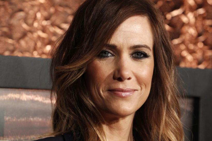 "Actress Kristen Wiig arrives at ""The Comedy Awards"" in New York City"