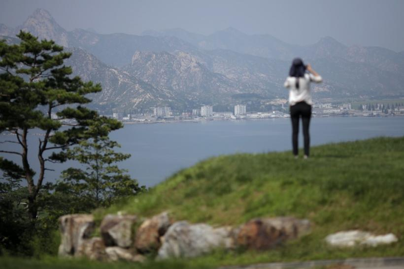 Mount Kumgang resort: A North Korean Ghost Town