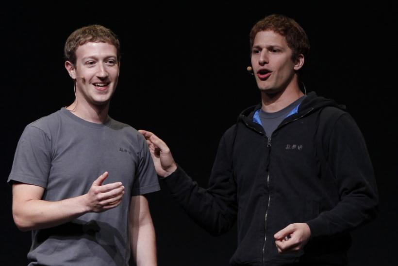 9. Mark Zuckerberg