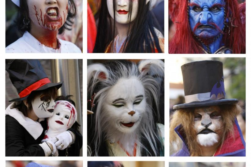 Happy Halloween 2011: Final Round-up of the Best Halloween Costume Ideas so Far, for Tonight [PHOTOS]