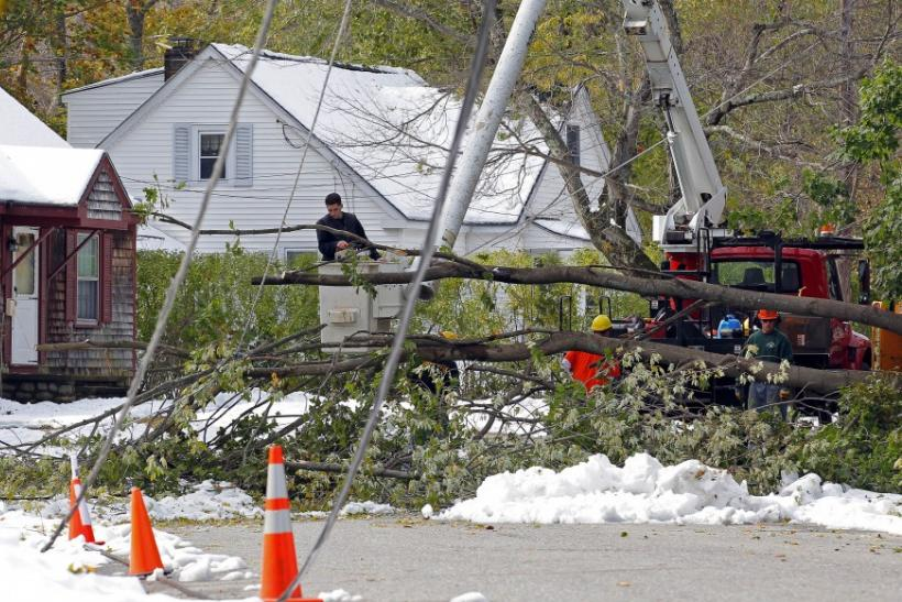 Snowstorm 2011: Millions still out of power