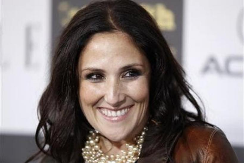 Television personality Ricki Lake arrives at the 25th annual Film Independent Spirit Awards in Los Angeles, March 5, 2010.
