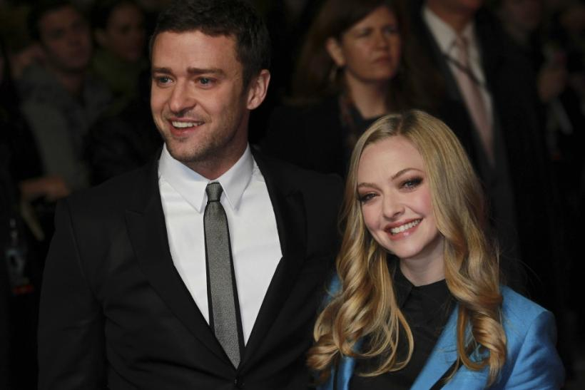 Justin Timberlake & Amanda Seyfried: 'In Time' premiere