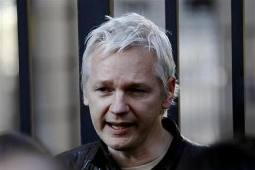 Australian Journalists Recognise WikiLeaks Works
