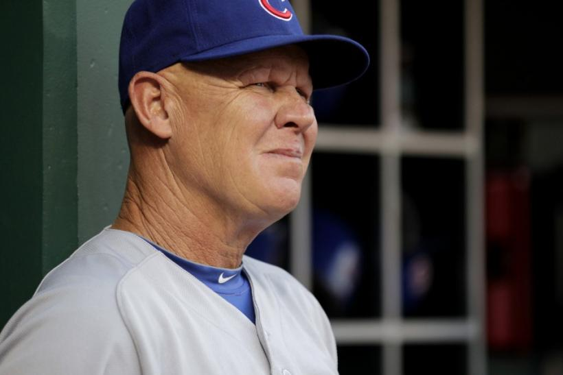 The Chicago Cubs fired manager Mike Quade on Wednesday. President of baseball operations Theo Epstein's search for Quade's successor has already begun.