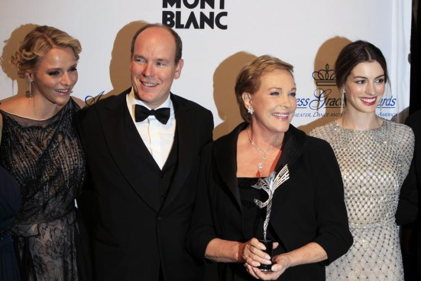 Princess Charlene's Stunning Looks at Princess Grace Awards Gala in New York