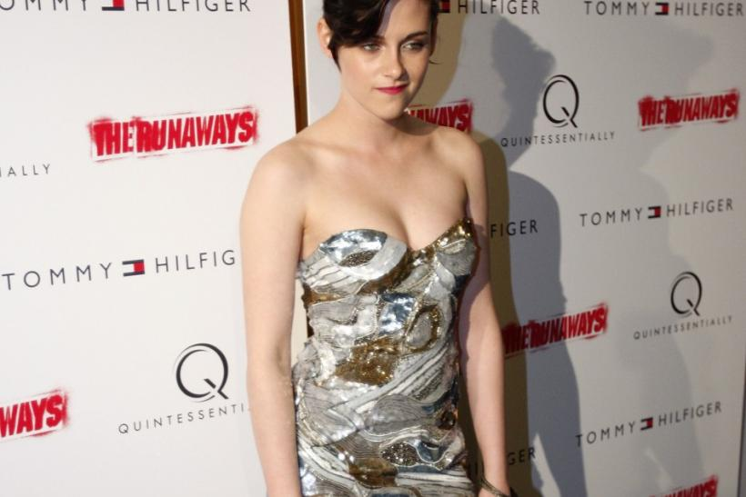 "Kristen Stewart And ""The Runaways"""