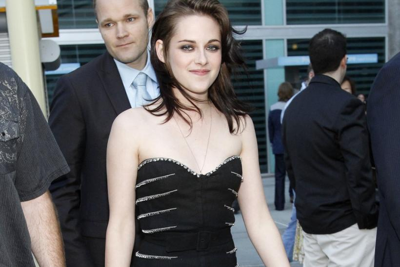 "Meanwhile, Back At The ""Love Ranch"" (Premiere): Kristen Stewart"