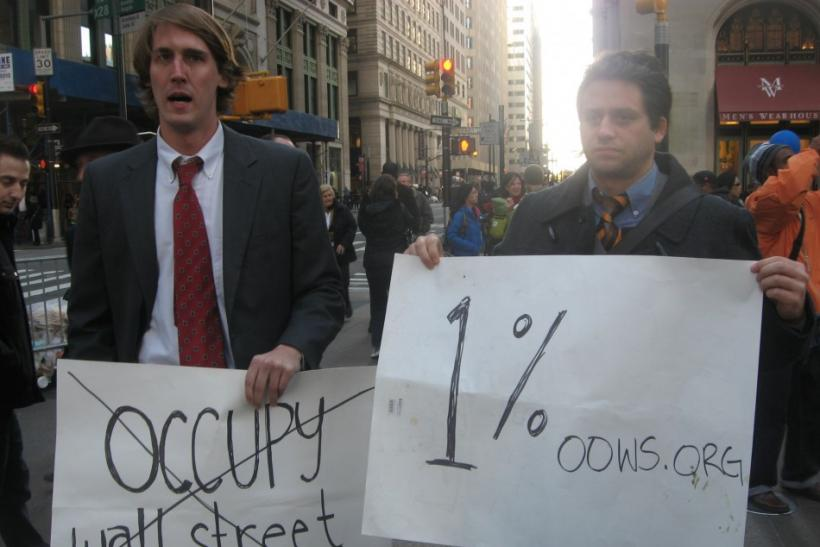 Occupy Occupy Wall Street