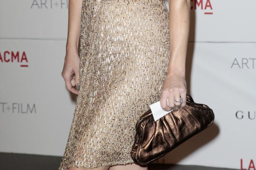 Actress Kate Hudson arrives at the Los Angeles County Museum of Art (LACMA) Art + Film Gala in Los Angeles, California