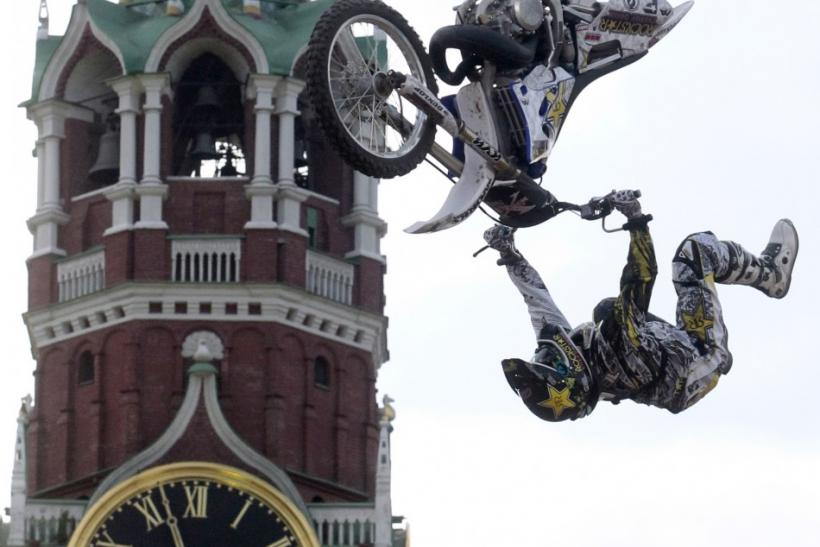 Jim McNeil, a freestyle motorcycle rider in the FMX series, died after injuries suffered in a crash during practice for an exhibition prior to the AAA Texas 500 at Texas Motor Speedway in Fort Worth, Texas, an event that is part of the Samsung Mobile 500