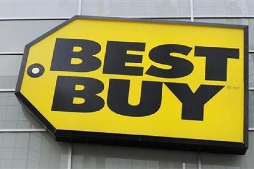 Best Buy bags U.S. mobile venture, axes UK chain