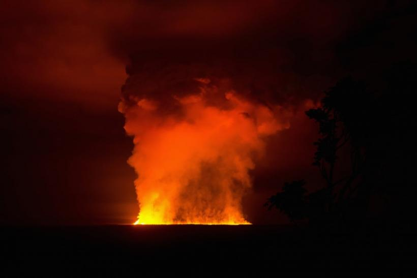 Nyamulagira Volcano: New Eruption in DC Congo Spewing Lava and Smoke.