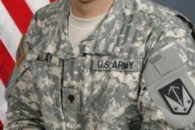 Army Specialist William Colton Millay