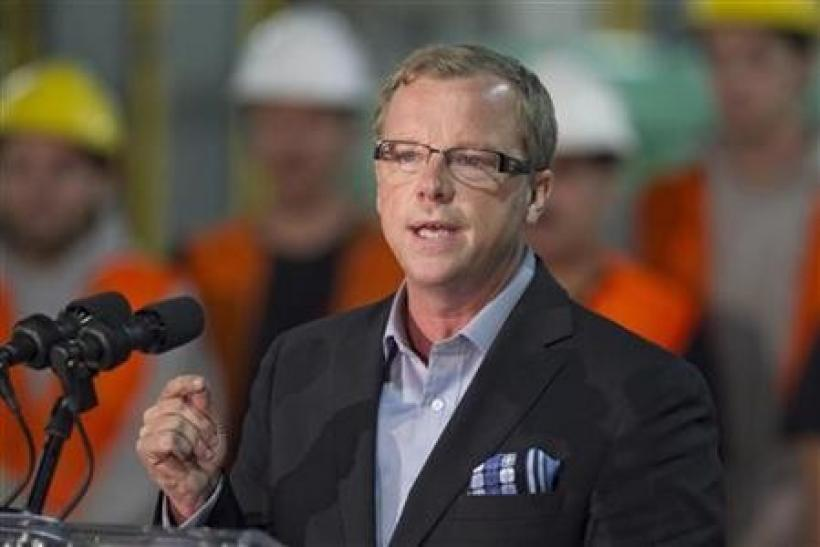 Saskatchewan re-elects government; potash royalties...