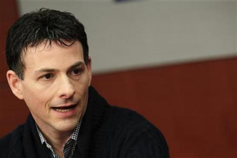 David Einhorn, CEO, Greenlight Capital