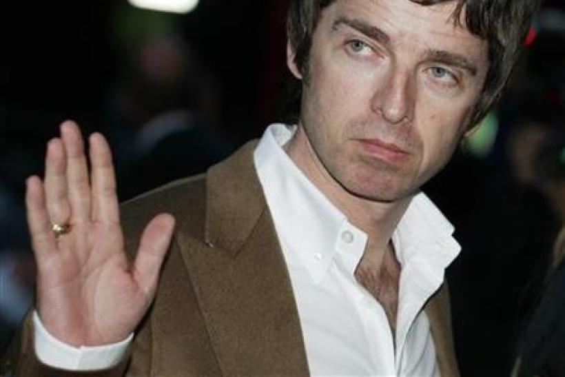 Singer Noel Gallagher arrives for the GQ Men of the Year 2010 Awards at the Royal Opera House in London